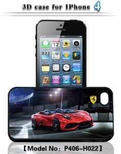 3D Case for iPhone 4 (P406-H022) pictures & photos