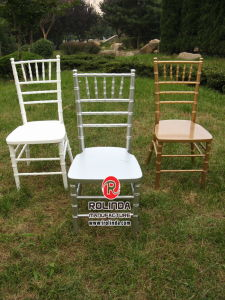China Quality Wedding Outdoor Party Chiavari Chair pictures & photos