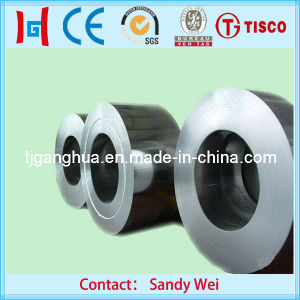 201 No. 4 Stainless Steel Coil pictures & photos