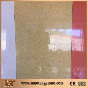 Color Quartz Stone Engineered Solid Surface Quartz Slab pictures & photos