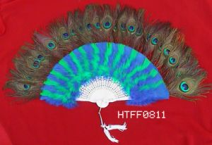Feather Fans pictures & photos