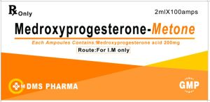 Medroxyprogesterone Acetate Sterile Aqueous Suspension Human Medicine for Injection pictures & photos