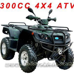 4x4wd 300CC EEC ATV pictures & photos