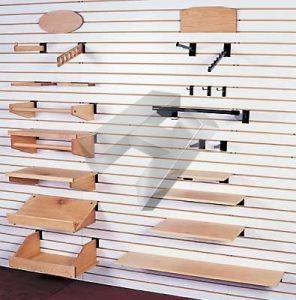 Slat Wall Accessories