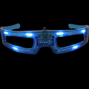 Christmas Toys LED Flashing Fashion Sunglasses (QY-LS013) pictures & photos