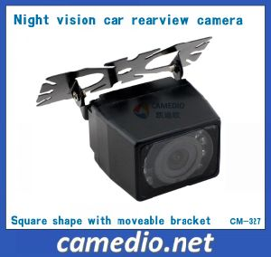 IR Day Night Vision Universal Car Rear View Camera with Movable Bracket pictures & photos