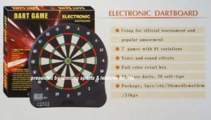 Electronic Dartboard (D-01)