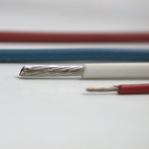 Flexible Core PFA Insulated Fluoroplastics Cables (UL1726) pictures & photos