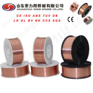 1.2mm Er70s-6 D270mm Spool CO2 MIG Welding Wire pictures & photos