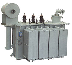 SFZ11 35KV Series Oil Immersed Non-Excitation Tap-Changing Transformer