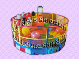 Amusement Rides (Pinball turn around game) pictures & photos