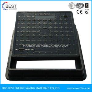 C250 En124 SMC Square FRP GRP SMC Manhole Cover pictures & photos