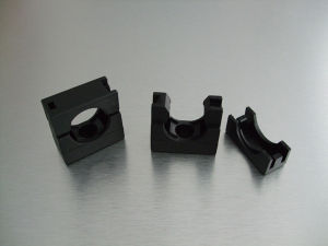 Plastic Pipe Clamp (PI001) pictures & photos