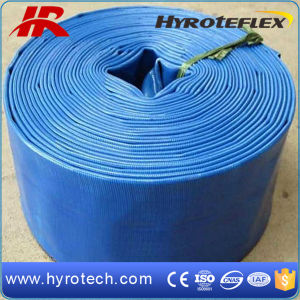 High Pressure PVC Layflat Hose for Irrigation pictures & photos