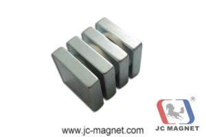 Custom Strong Sintered NdFeB Magnet (JM17) pictures & photos