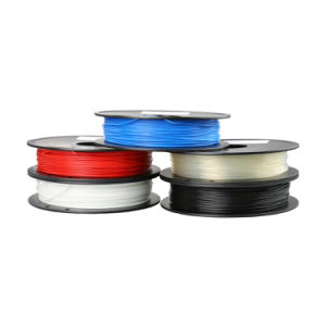Various Colors 1.75mm /3mm Plastic ABS PLA 3D Printer Filament pictures & photos