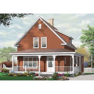 Prefabricated House (3512)