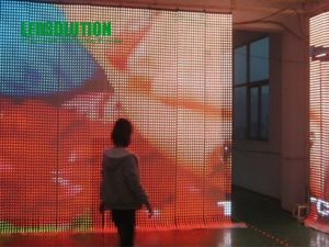 Outdoor Flexible Display (LS-OFD-P30) pictures & photos