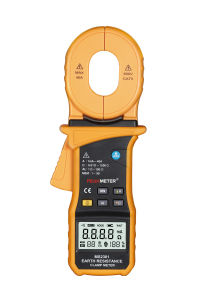 9999 Counts 3700V Ms2301 Digital Earth Ground Clamp Meter