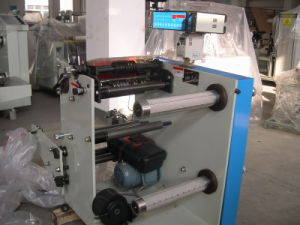 High Precision Paper Label, Plastic Slitting Machine pictures & photos