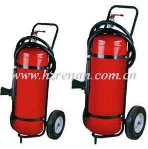 50KG ABC Wheeled Dry Powder Fire Extinguisher (MFTZ/ABC50)