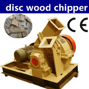 Wood Chipper/ Crusher Machine for Hardwood and Softwood