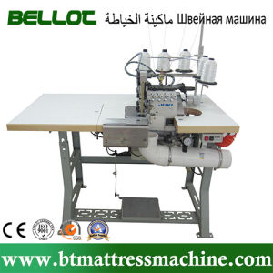Mattress Flanging Overlock Sewing Machine pictures & photos