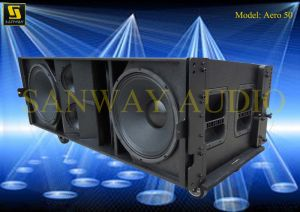 Professional Dual 15 Inch PA Audio pictures & photos