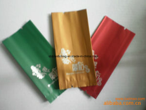 Wholesale Insert Aluminum Foil Pouch for Tea Packing pictures & photos