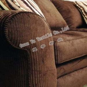 Cut Pile Cushion/ Sofa/ Toys Corduroy Fabric (GL-43) pictures & photos