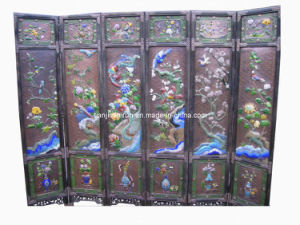 Cloisonne Brass Screen (JW040) pictures & photos