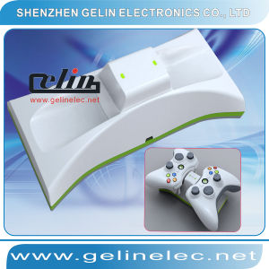 Sensor Dual Charger Station for xBox360 Wireless Controller