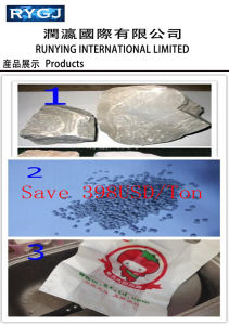 Plastic Raw Material Replace HDPE Bag