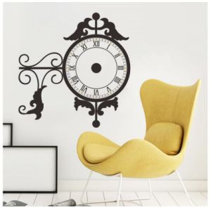 DIY Design Wall Sticker Clock pictures & photos