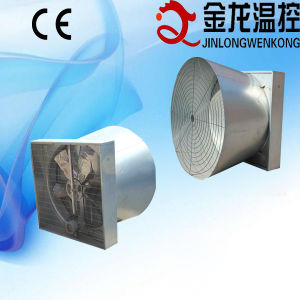 Jlf Series Big Air Volume Cone Fan Butterfly Exhaust Fan for Poultry Farm pictures & photos
