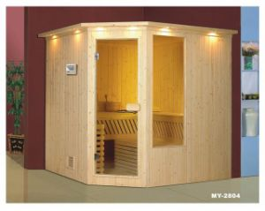 Sauna Room With 3kw Heater and Controller Inside (MY-2804)
