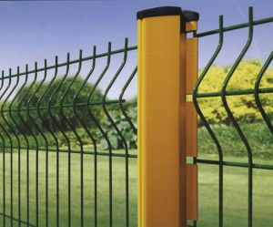3D Fence/ 3 V Shape Fence/ Welded Wire Mesh pictures & photos