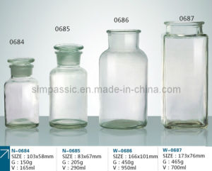 Glass Bottle / Glass Jar (4 Items) pictures & photos