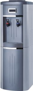 Fabulous Design Standing Water Dispenser with Storage Cabinet (XJM-178) pictures & photos