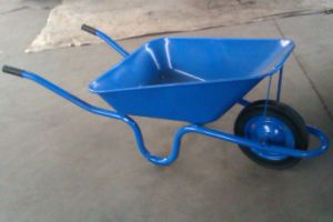 Strong Wheelbarrow/Wheel Barrow Wb3800 for South Africa pictures & photos