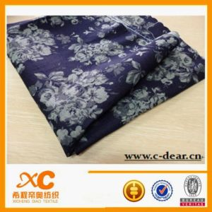 High Quality Jacquard Denim Fabric