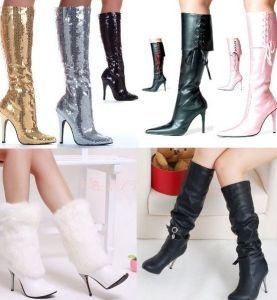 Women High Heel Boot, Lady Fashion Boot