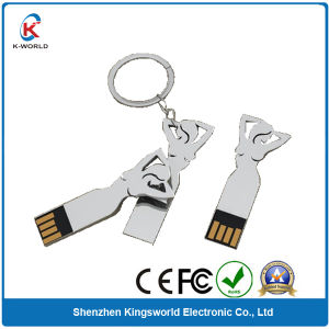 Metal USB Flash Drives for Women pictures & photos