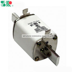 Nh1 (NT1) Gl Knife Fuse Link Ceramic (Siemens Type) pictures & photos
