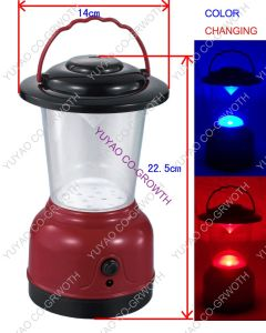 13 LED Camping Light (738)