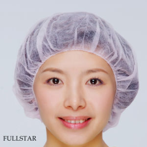 Disposable Bouffant Cap / Nurse Cap pictures & photos