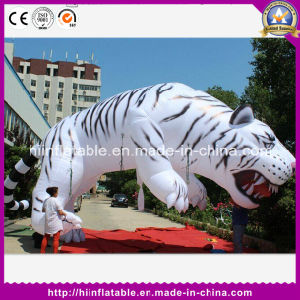 Hot Sport Advertising Event Inflatable Mascot Cartoon Tiger pictures & photos