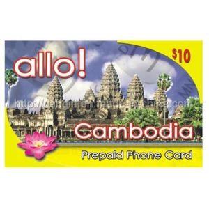 Non-Standard Prepaid Phone Card