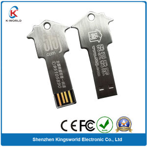 Metal USB 2.0 with Laser Logo pictures & photos