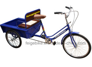 Popular Old Man Use Shopping Tricycle (FP-TRCY030) pictures & photos